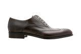 Brogue Elegance - Dark Brown