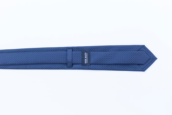 Squared Tie - Navy