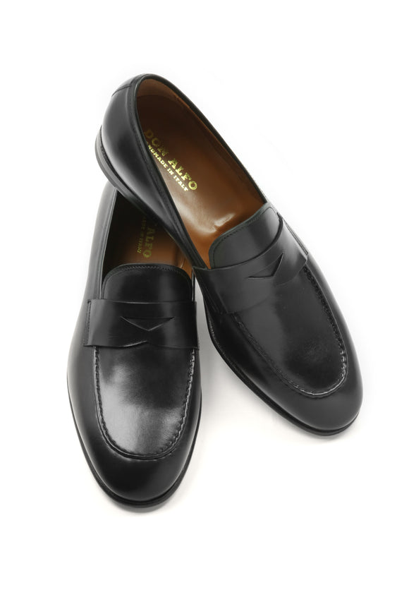 Mocassin Loafer - Black
