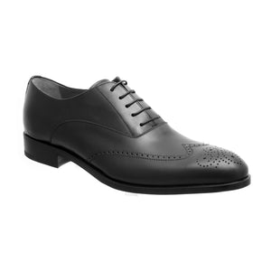 Brogue Elegance - Black