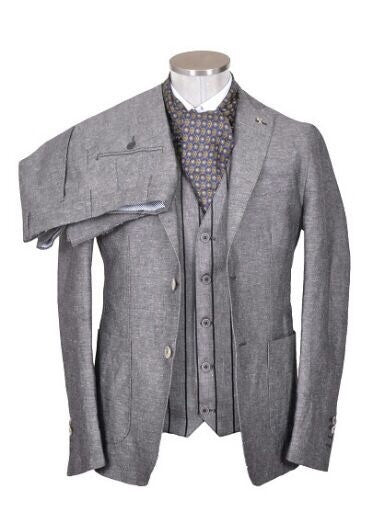 The Lino Collection - Grey