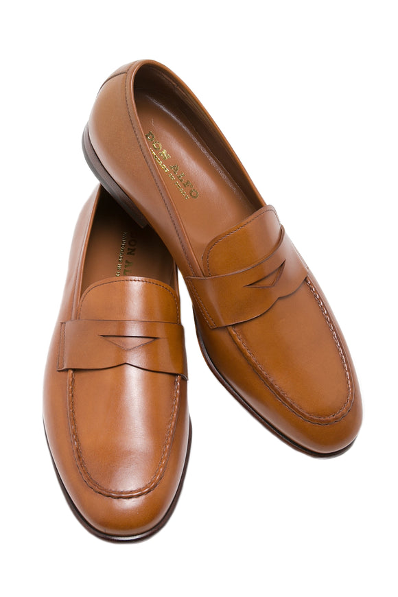 Mocassin Loafer - Brown