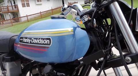 11 Thinks you didn't know about the Harley Davidson Z90