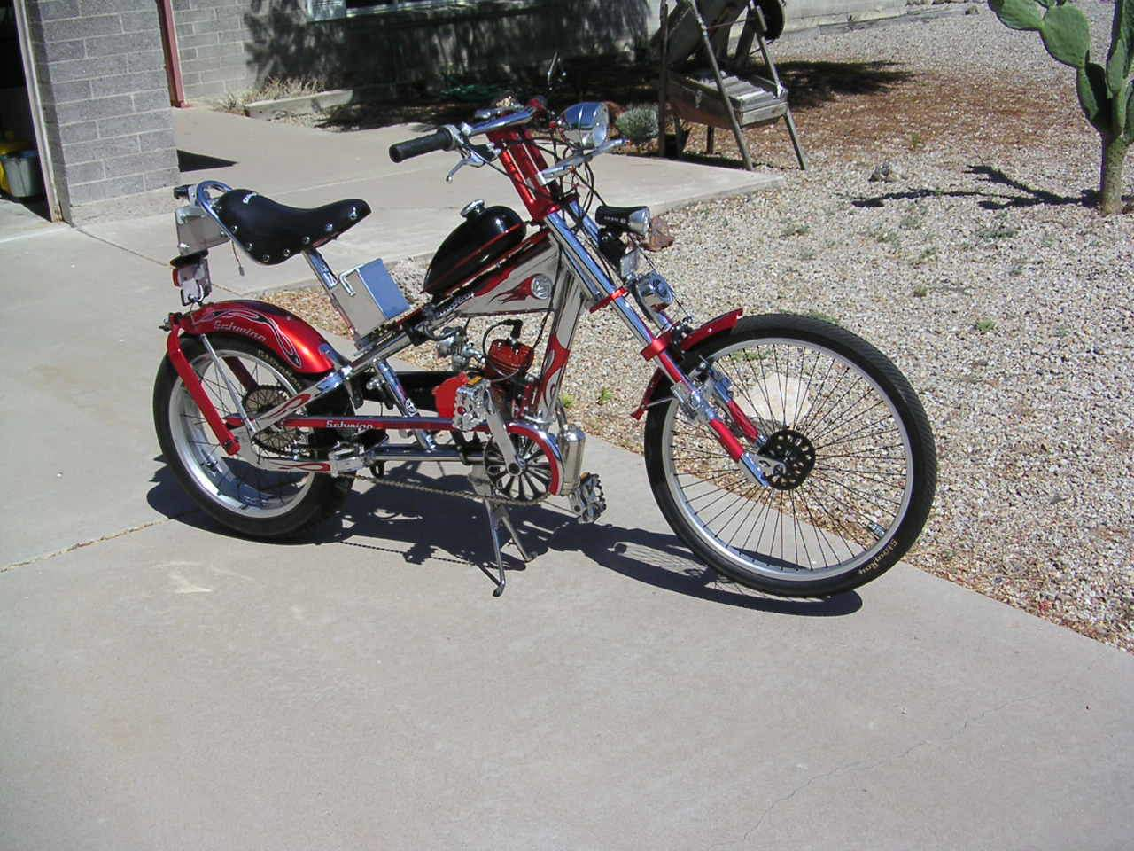 5 Facts About The OCC Chopper Bicycle: The Schwinn Sting-Ray