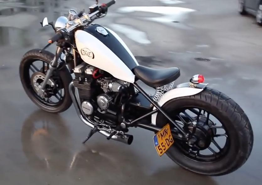 7 Important Infos About The Honda Nighthawk Bobber