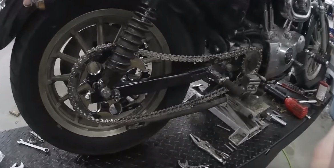 All Important Infos About Sportster Chain Conversion