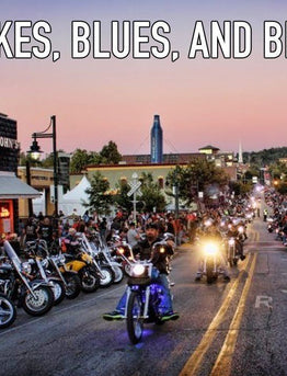 "All You Need To Know About ""Bikes Blues and BBQ"""