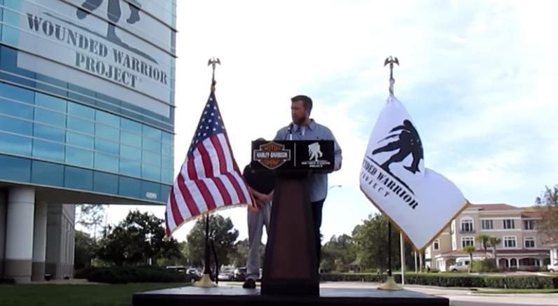 All You Need To Know About The Harley Davidson Wounded Warrior Project