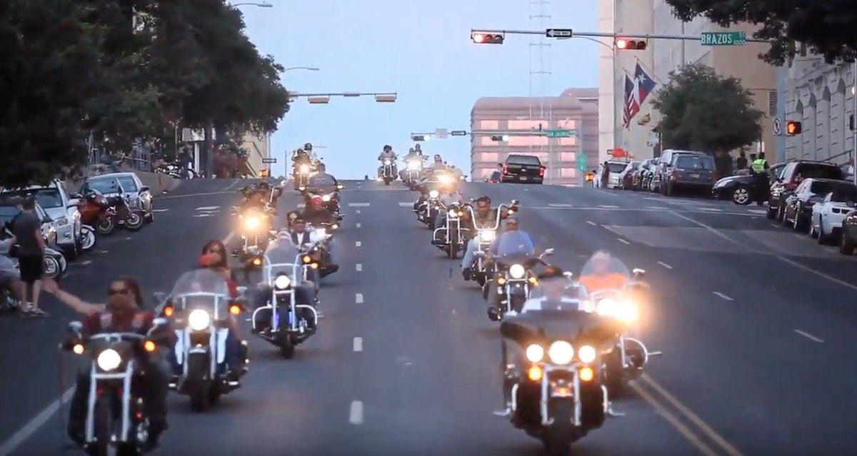 All You Need To Know About The Texas Biker Rallies