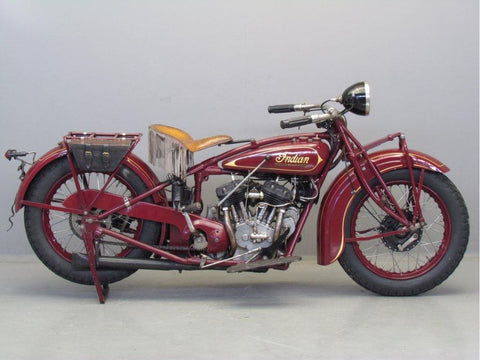 101 indian Scout 1929