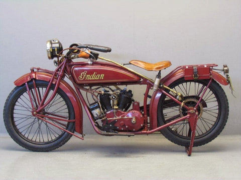 1920 First Indian Scout
