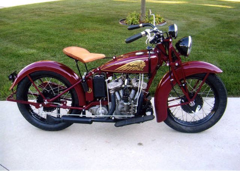 1937 Indian Jr. Scout 30/50