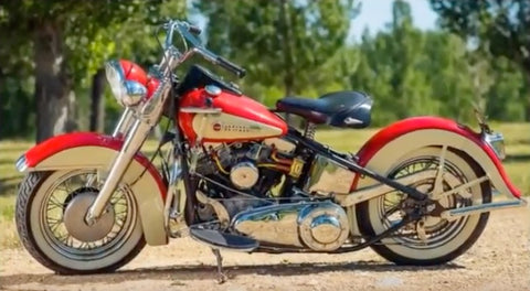 The 5 Best 1940s Harley Davidson Bikes
