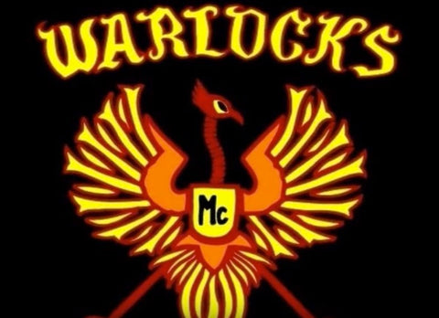 All About The Warlocks Biker Gang