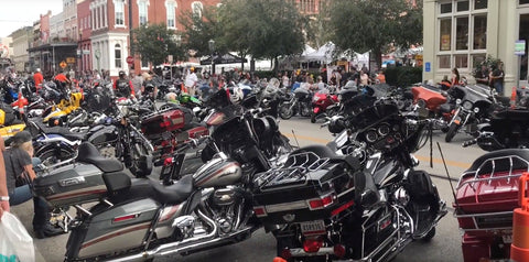 Galveston Lone Star Biker Rally
