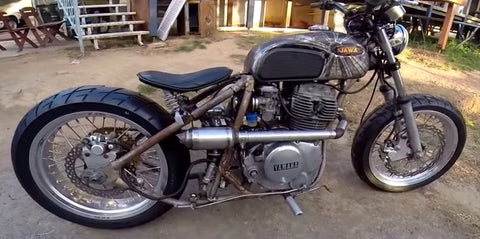 5 Facts About The Yamaha XS400 Bobber