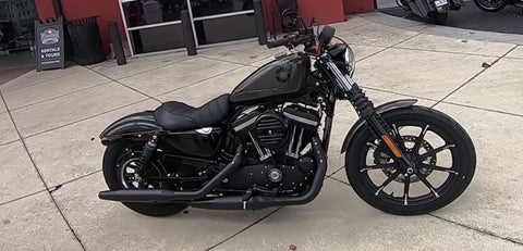 5 Infos About The Harley Davidson Iron 833