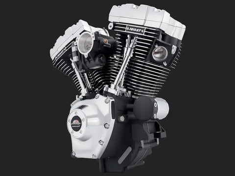 The Evolution Engine of Harley Davidson