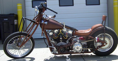 7 unbelievable Bitter End Choppers Bike Transformations