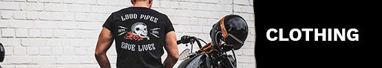 Motorcycle Clothing for Men