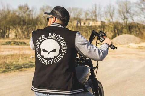 bike gear bike accessoires motorcycle jackets best motorcycle jackets for men bobbers and choppers biker fashion biker apparel bobberbrothers biker jackets casual motorcycle gear motorcycle clothing for men bike gear skull college jackets