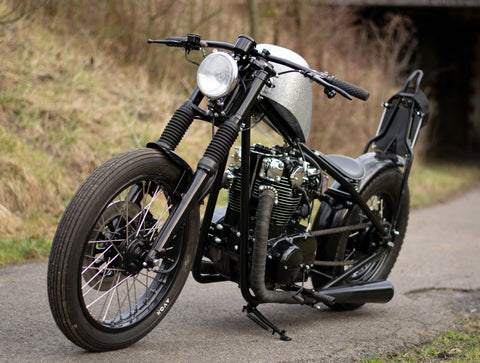 11 remarkable Bobber Motorcycle Builds bobberbrothers custom motorcycles built not bought bobber builds honda yamaha suzuki harley davidson