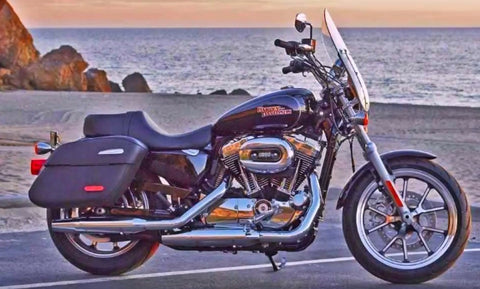 7 Facts About The Harley Davidson Superlow 1200T