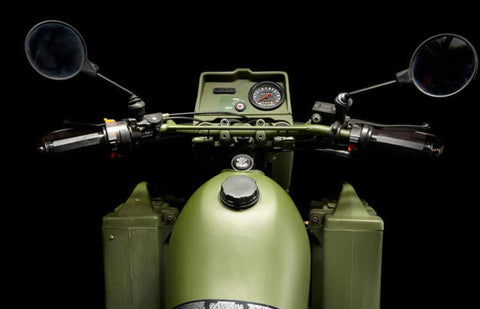 harley davidson mt500 military motorcycle
