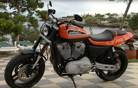 6 Facts About The Harley Davidson XR1200X