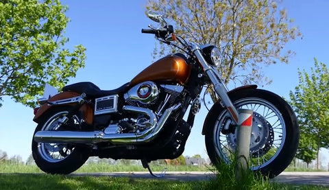 7 Infos About The Harley Davidson Low Rider
