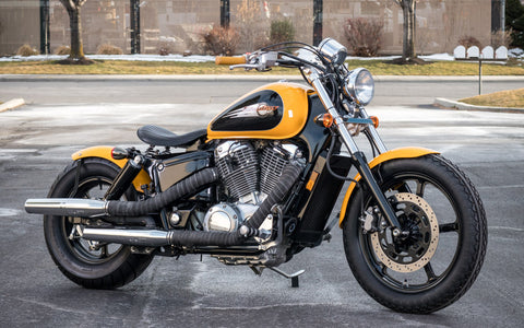 9 outstanding Blue Collar Bobbers Builds | Bobberbrothers