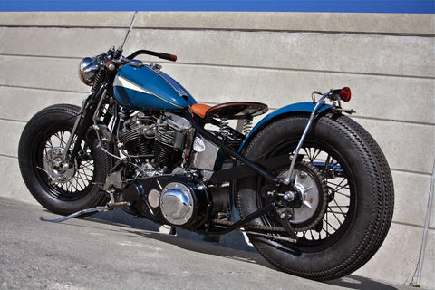 Jamesville Custom harley davidson custom bobber chopper motorcycle
