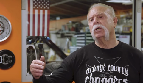 american chopper paul senior