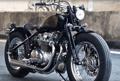 5 Features Of The Honda CB650 Bobber
