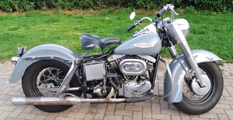 7 technical facts about the harley davidson shovelhead