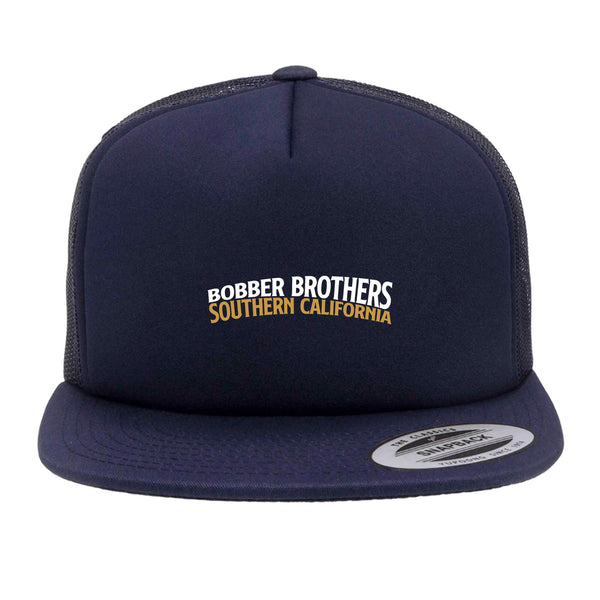 Bobberbrothers Apparel Trucker Cap Bobberbrothers SoCal Two Tone Foam Trucker Cap