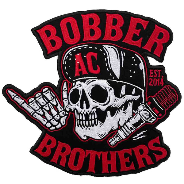 Bobberbrothers Patch Large Back Patch