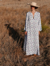 Kaftan Dress - Block No. 9