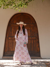 Kaftan Dress - Block No. 11