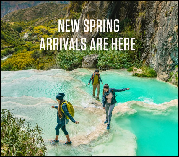 2019 New Spring Shoe Arrivals for comfort, style and adventure.