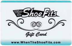 Gift Card image for When the Shoe Fits