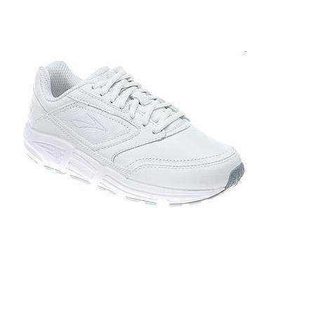 Brooks Addiction Women's Walker - White ADDICTIONWWWHT - WHITE