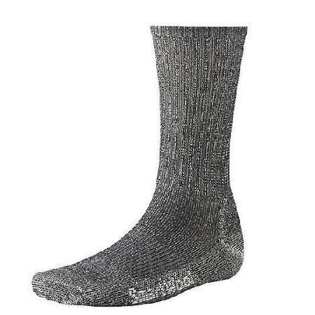 Smartwool Hiking Light Crew - Gray SW-129-043 - GRAY