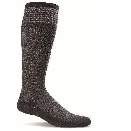 Sockwell Women's Graduated Compression Sock - Black SW4W900 - BLACK