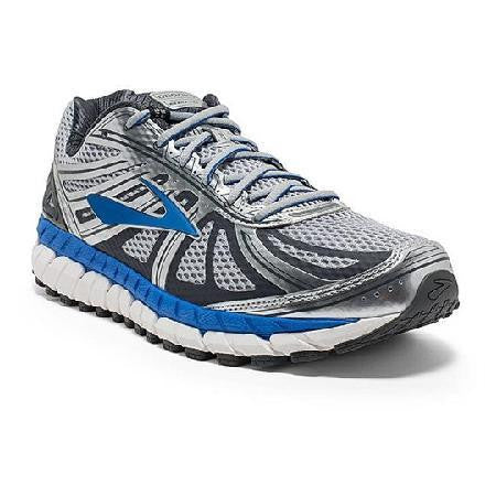 Brooks Beast 16 - Silver/Blue