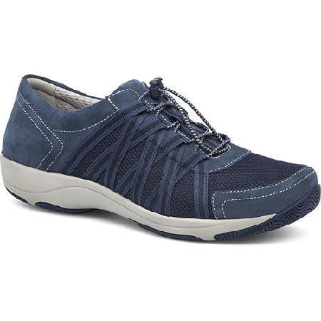 Dansko Honor - Blue Suede