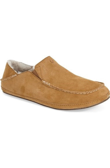 Olukai Moloa Men's Slipper - Tabacco