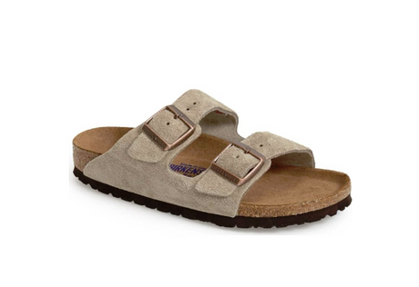 Birkenstock Arizona Soft Footbed - Taupe