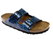 Birkenstock Arizona SFB - Milkyway Blue