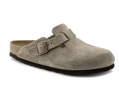 Birkenstock Boston SFB - Taupe
